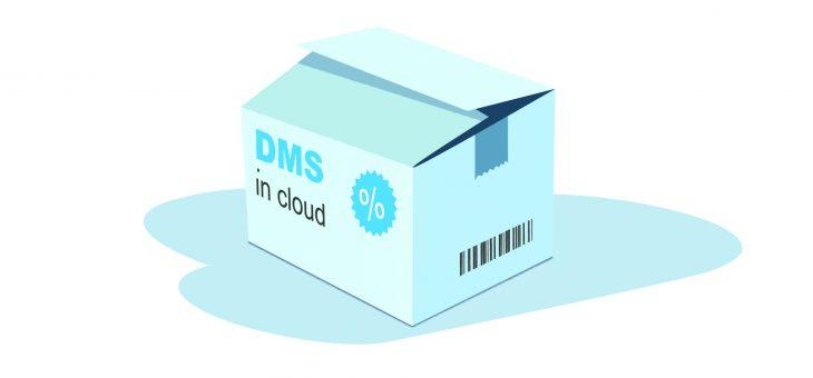 DMS-IN.CLOUD – balíček služeb od 880 Kč/měsíc
