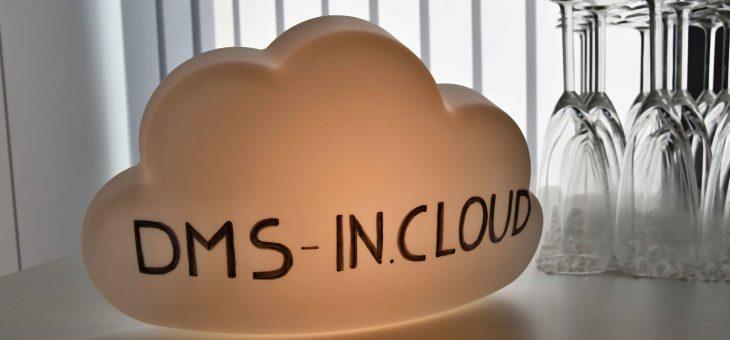 Video z oficiálního uvedení DMS in Cloud na trh