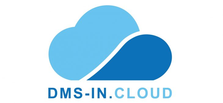 Nové logo DMS-IN.CLOUD