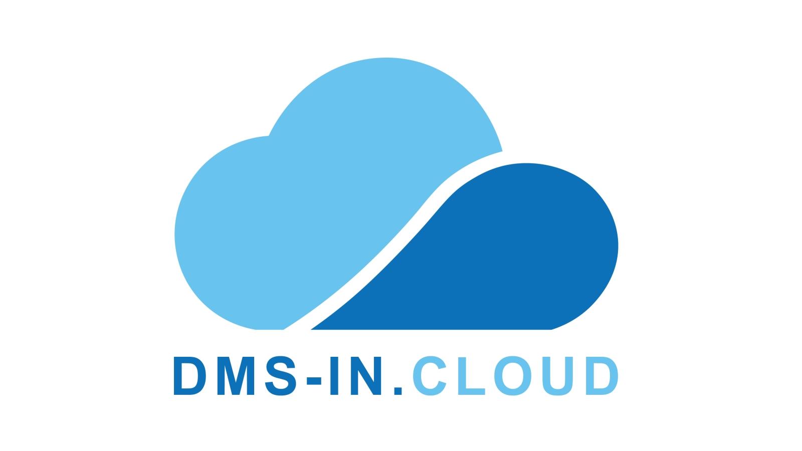 Logo DMS-IN.CLOUD Barevné 2
